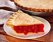 Traditional Cherry Pie
